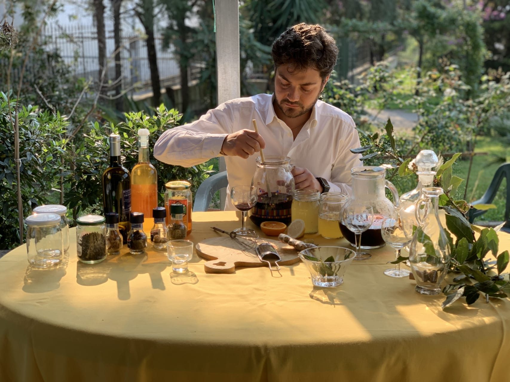Naples - Ancient Spiced Wines Class with an Archaeologist