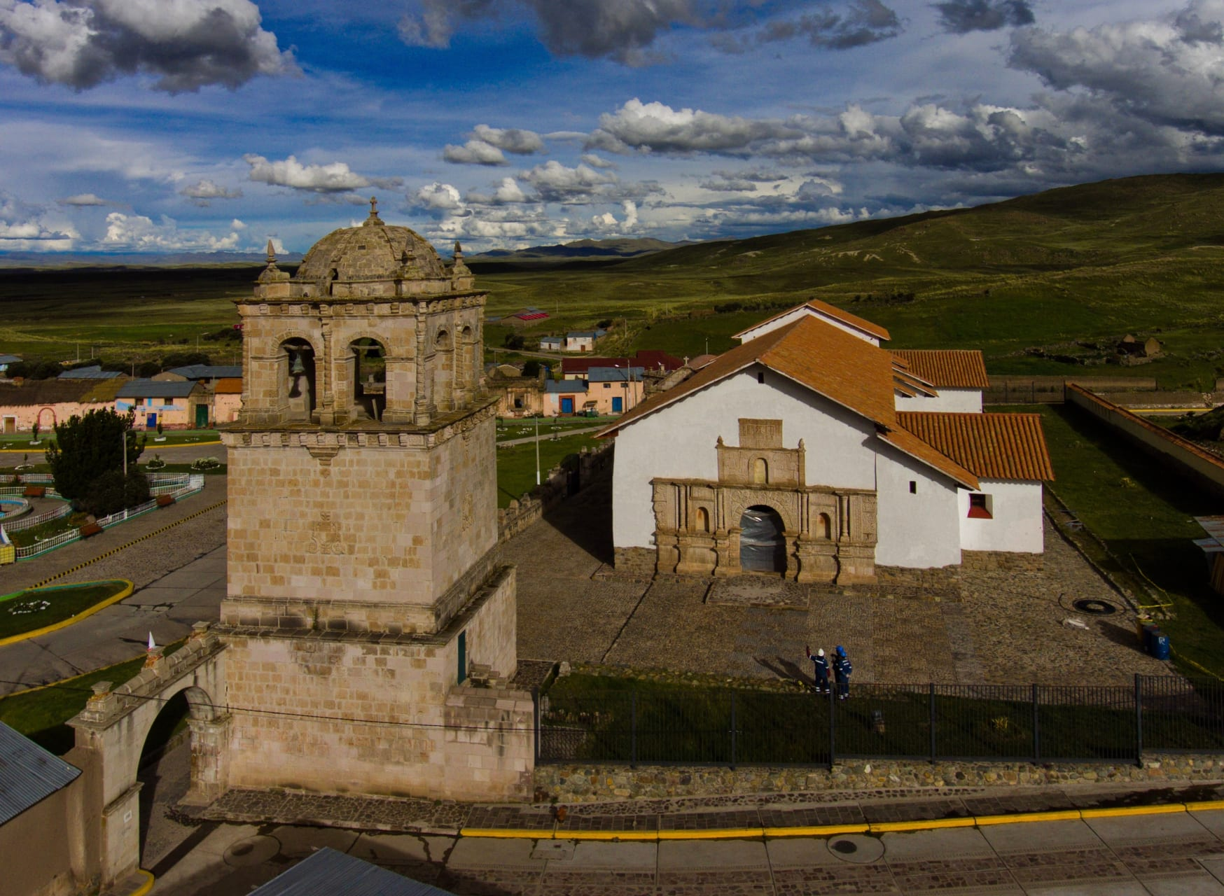 Arequipa - Coporaque Village: ACharming Town in a Corner ofthe World.