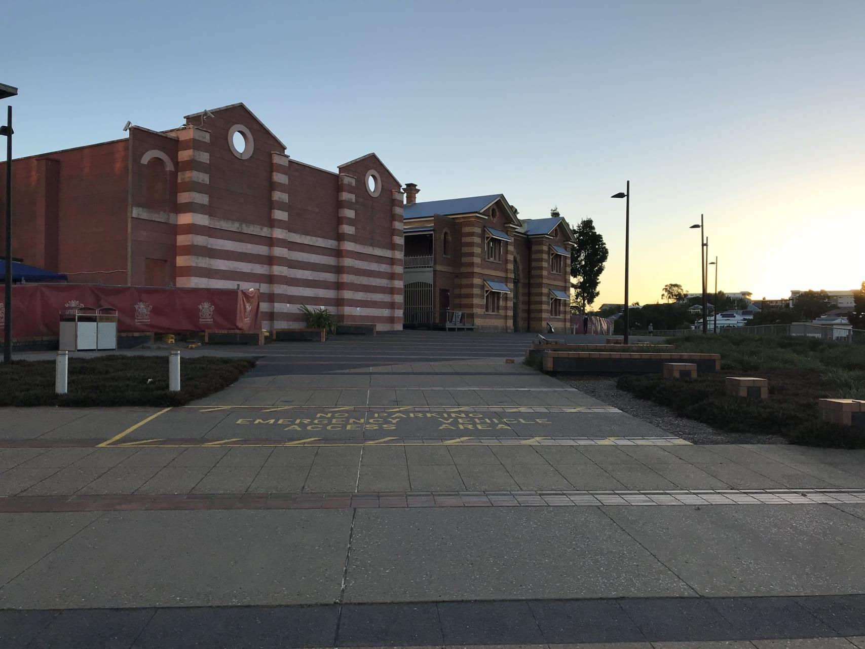 Brisbane - The Gabba: Prison, Plague and Discrimination