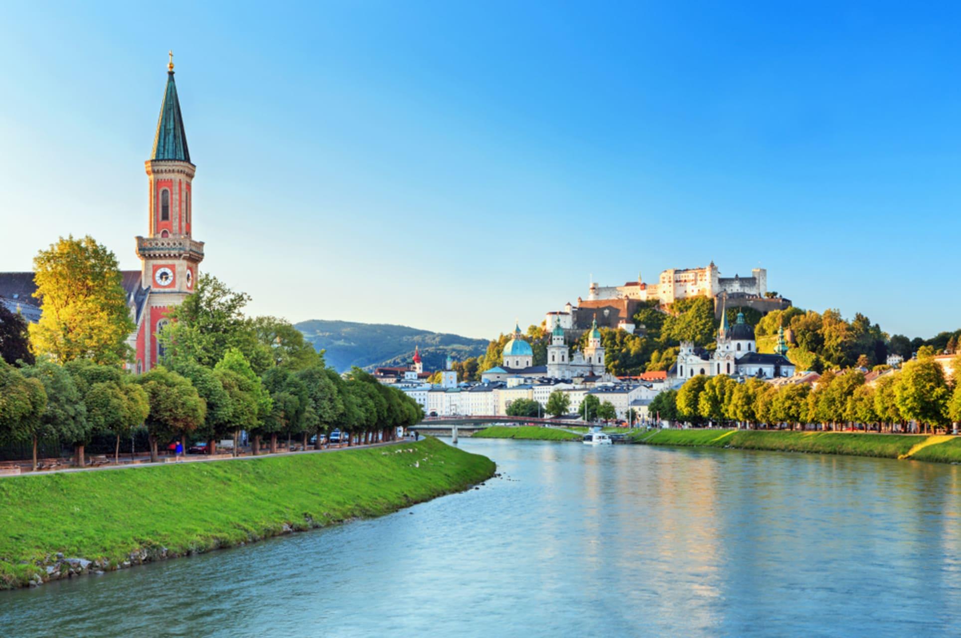 Salzburg - Salzburg's Fairytale Old Town