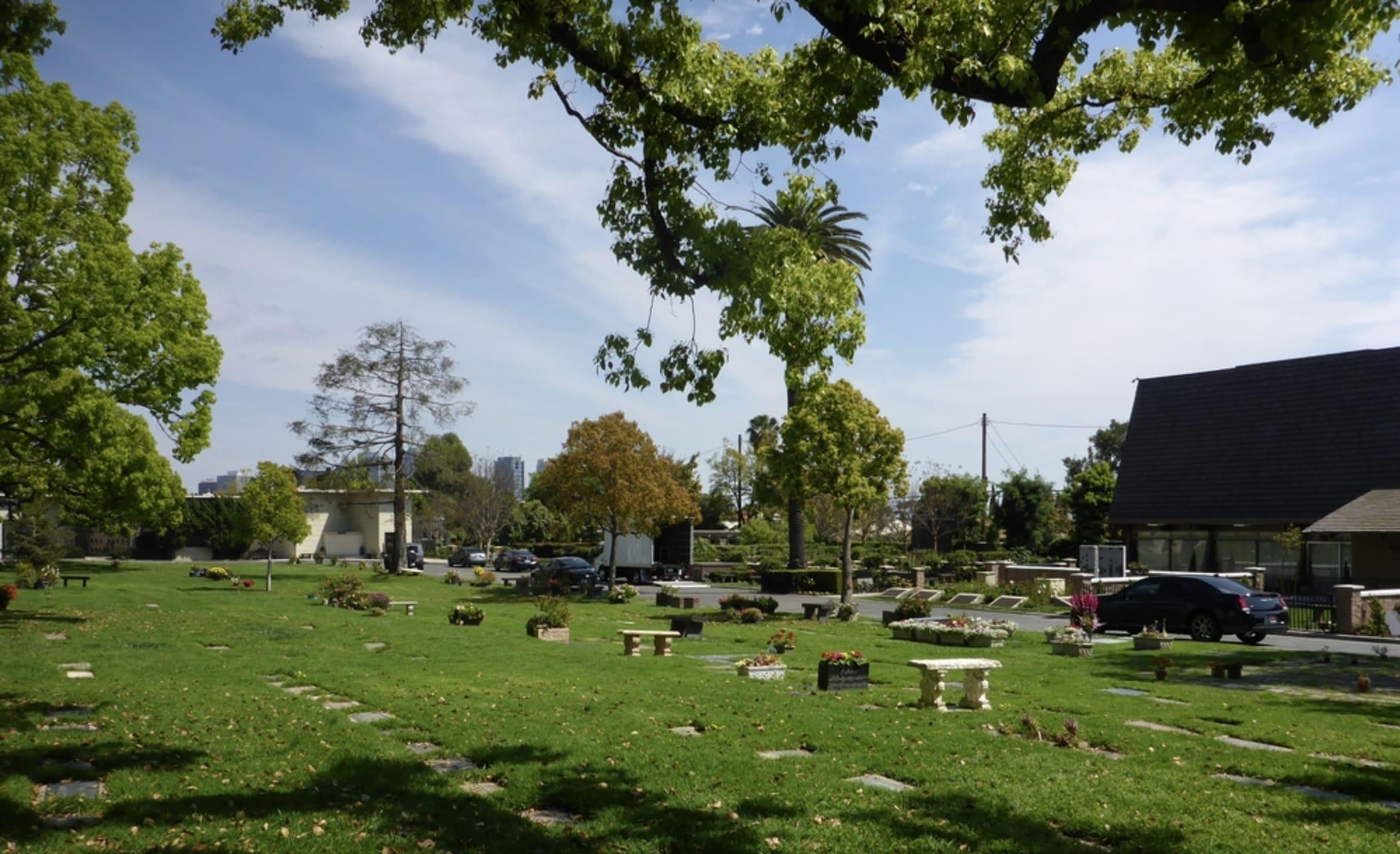 Los Angeles - Westwood Village Memorial Park