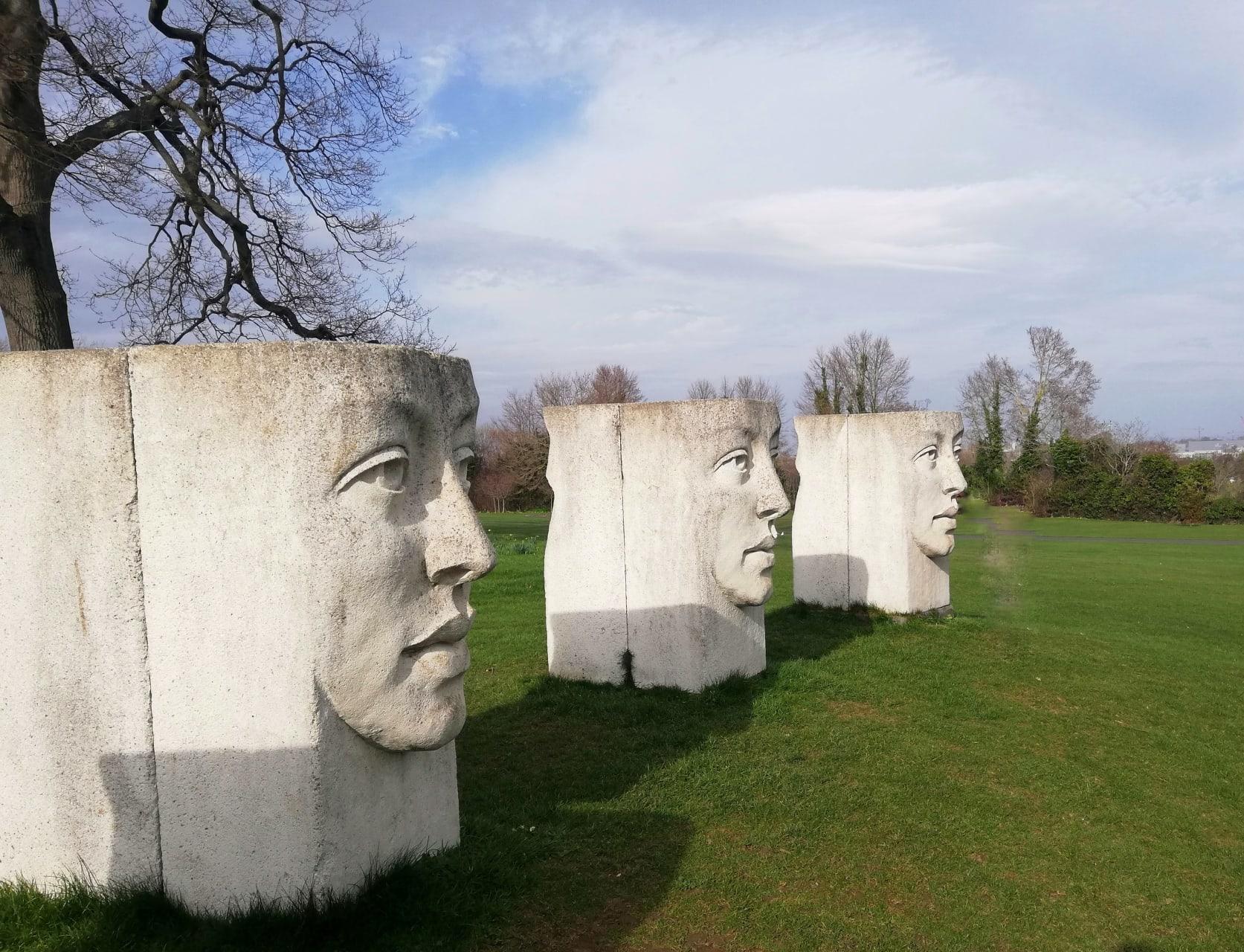 County Dublin - A Walk in Cabinteely Park