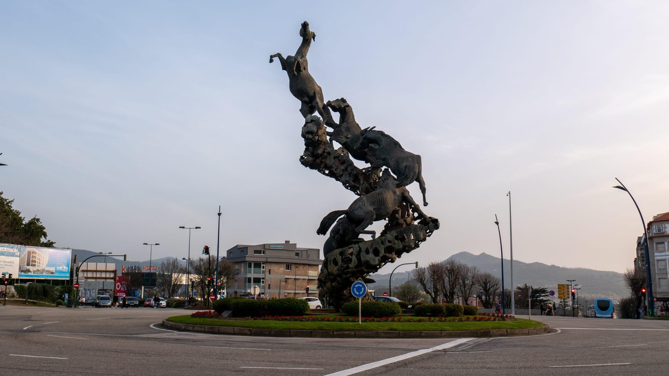 "Galicia - Vigo's Urban City Streets and Octopus ""Pulpo A Feira"" Tapa Tasting"