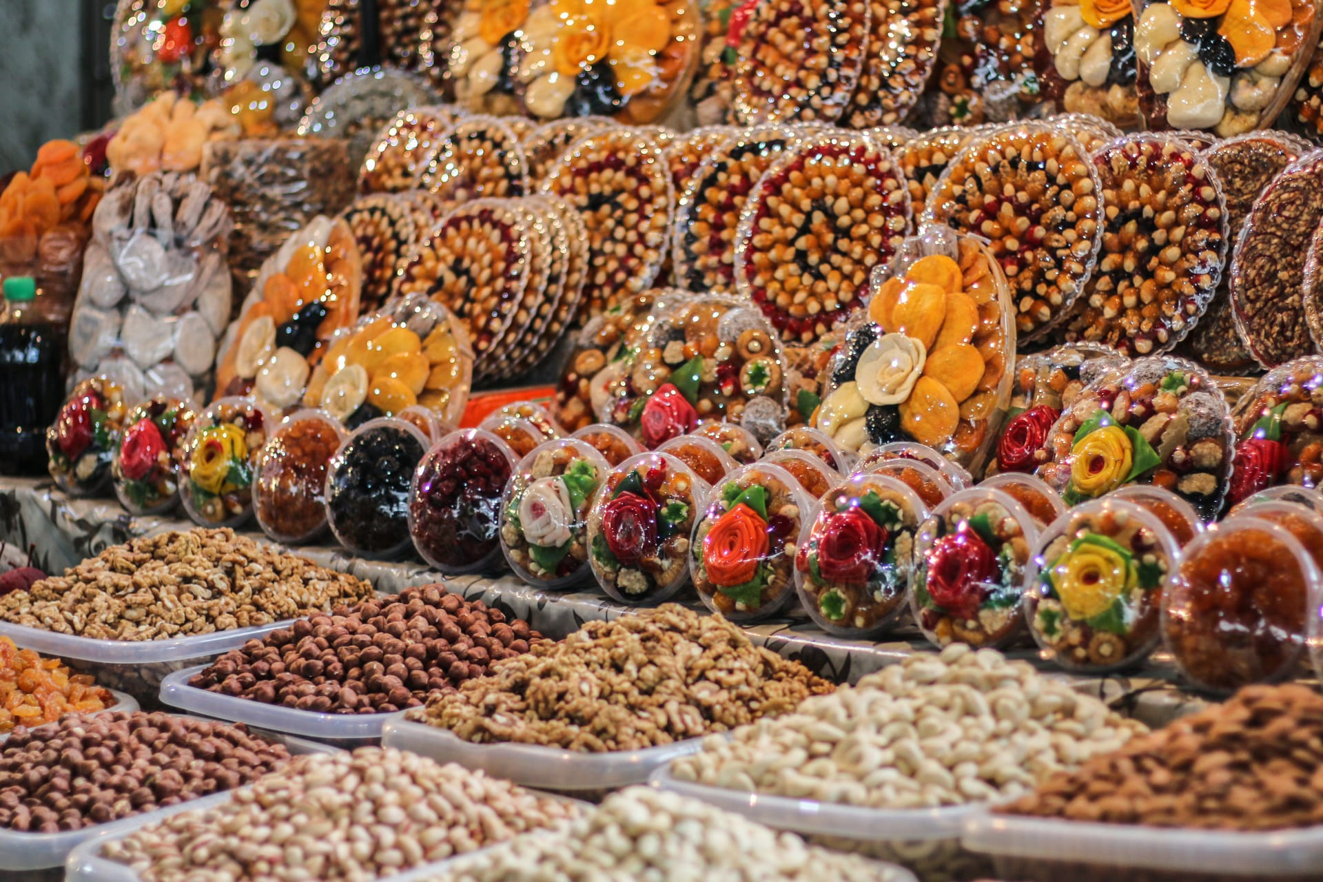 Yerevan - Walk Through Armenian Markets and See Yerevan's Biggest Cathedral