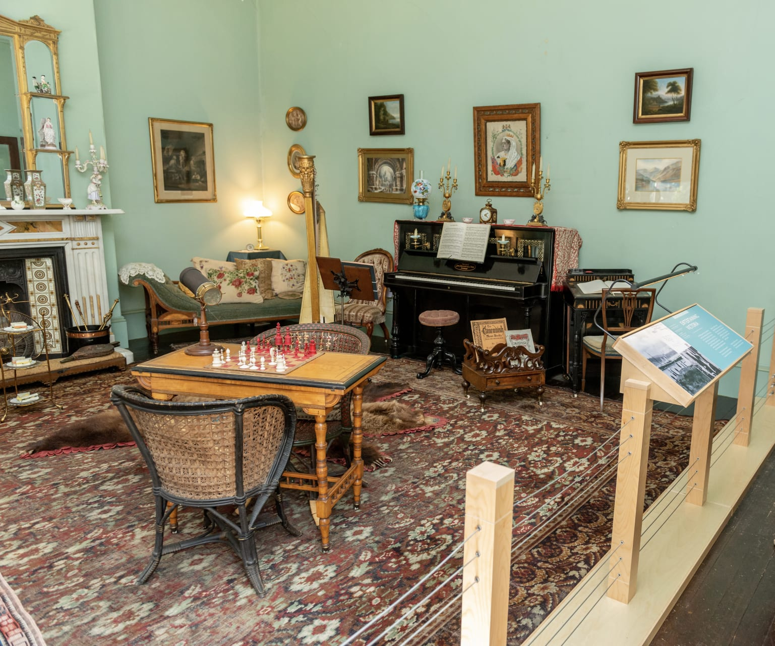 Victoria, BC - Point Ellice House: A Fully Preserved Victorian Legacy, Frozen in time