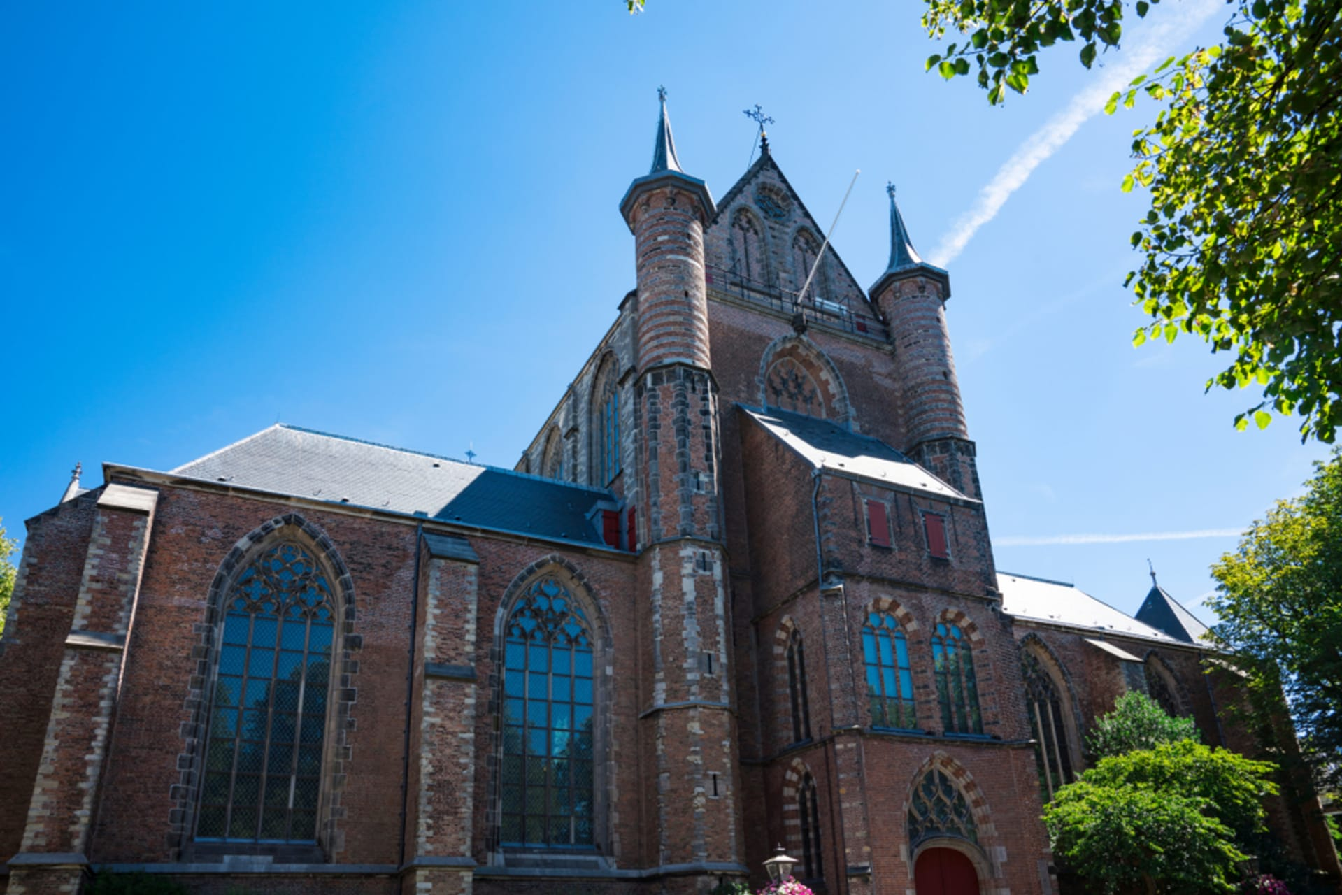Leiden - Cradle of the Dutch Tulip, City of Science, Home of young Rembrandt