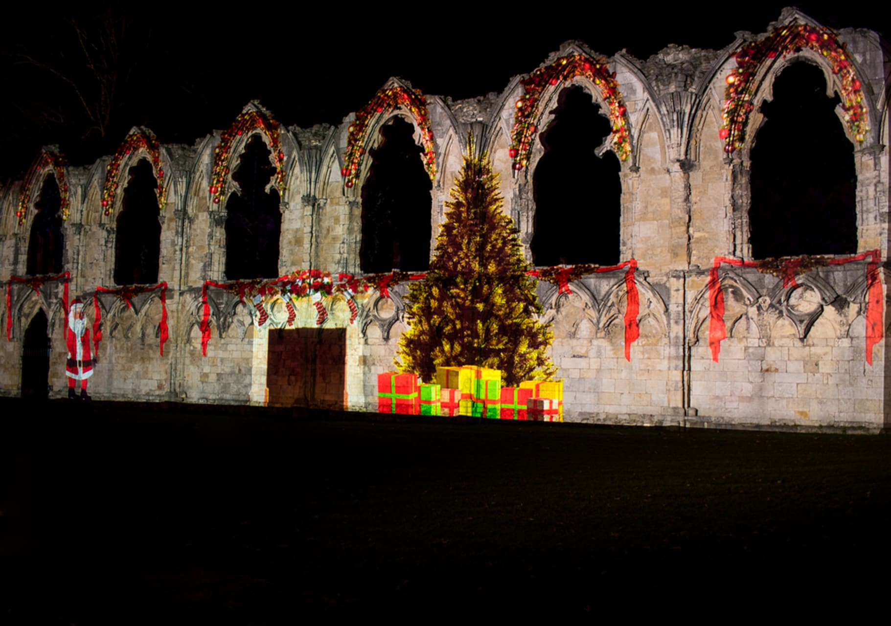 York - The History of Christmas in York