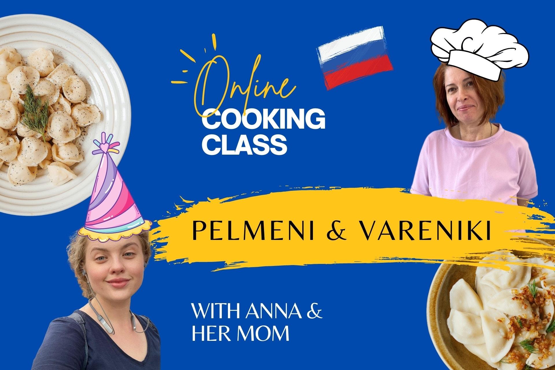 Saint Petersburg - Russian Cooking Master Class: Home-made Pelmeni and Vareniki