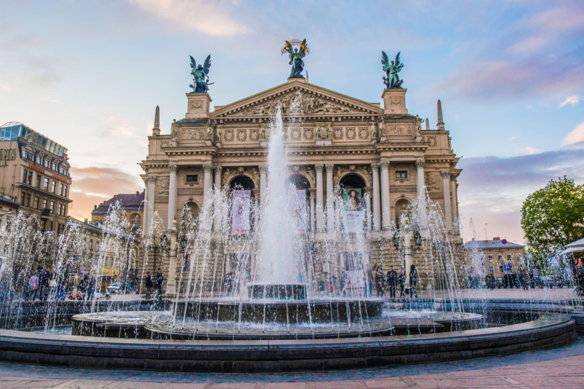 Lviv - Lviv - Pearl of Austrian Crown