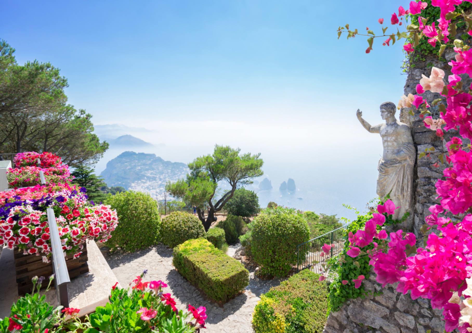 Capri Island - Anacapri: A Must To Discover