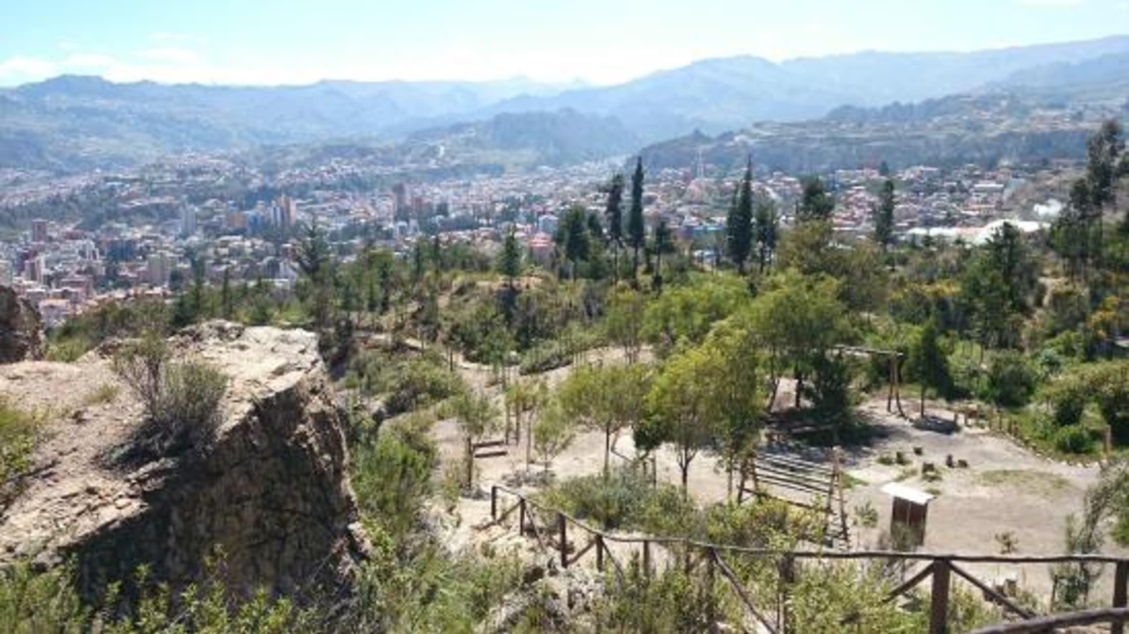 La Paz - Viewpoint: Auquisamaña