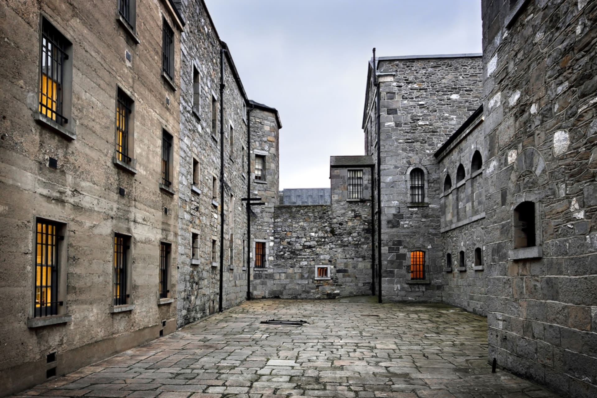 Dublin - Kilmainham Gaol, Heroes and Villains