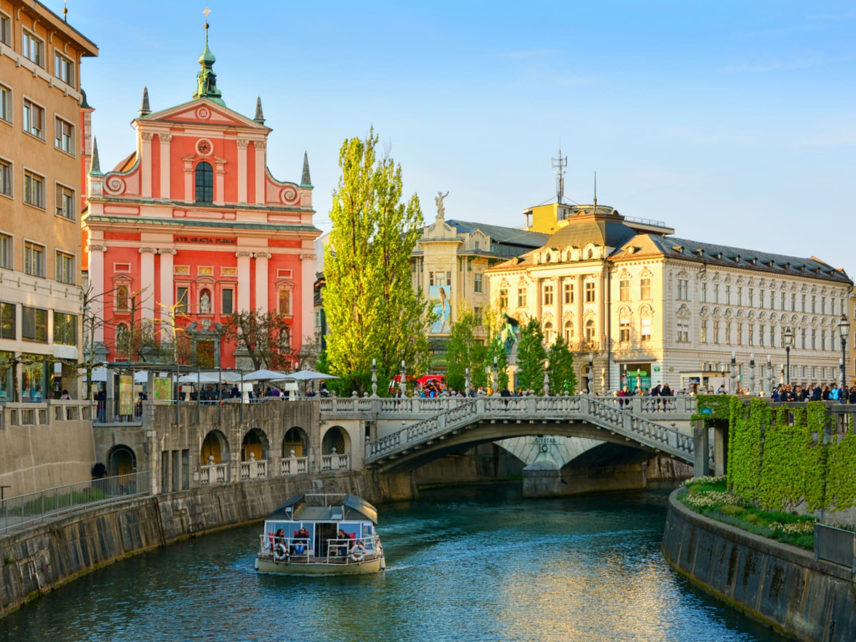 Ljubljana - Bridges that unite us