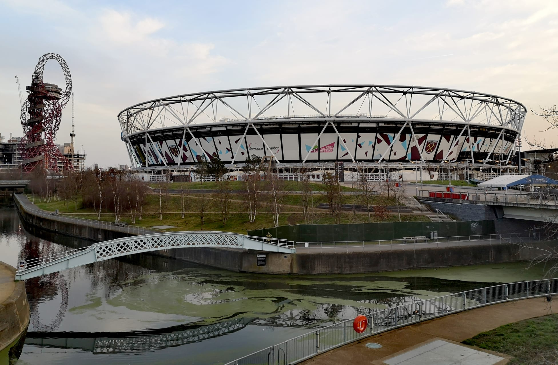 London - Sports Tour: Olympic Park Odyssey - Part One