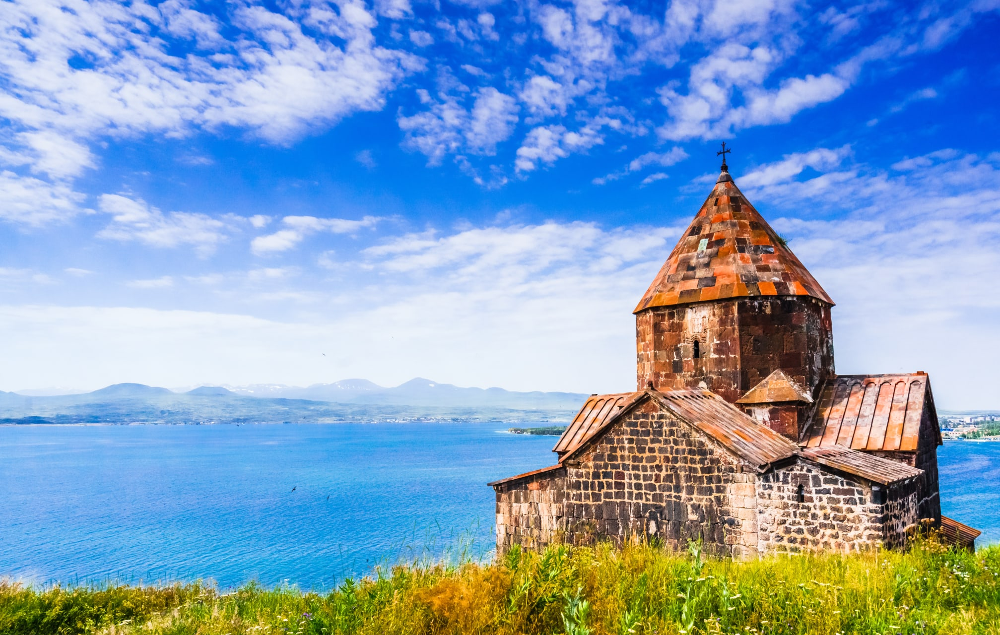 Yerevan - Explore the Largest Lake in Armenia and the Monastery on its Shore
