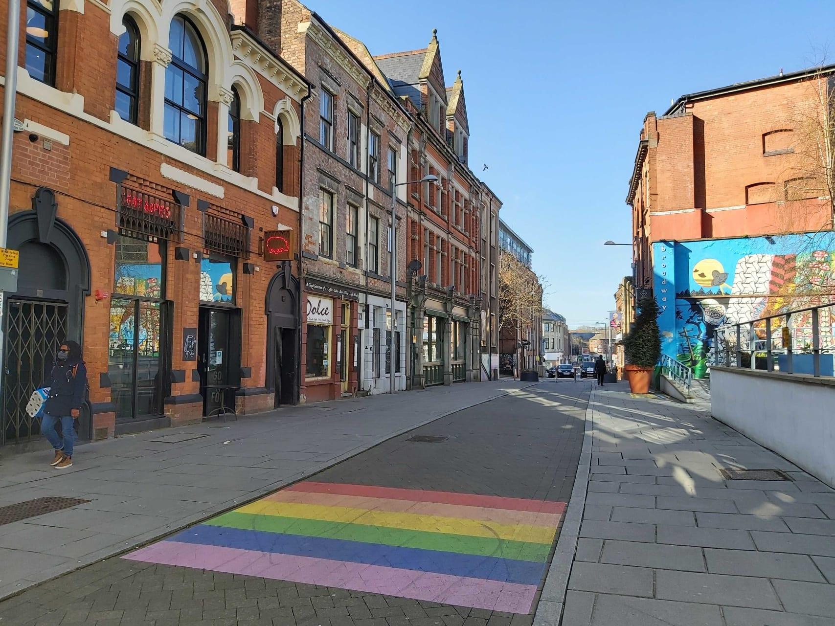 Nottingham - Happening Hockley