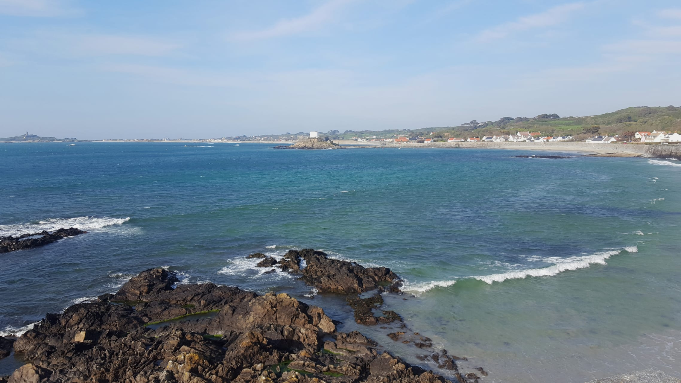 Guernsey - Wander on the West Coast