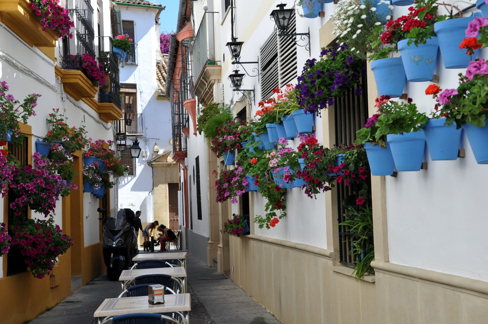 Seville - Narrow Streets, Dreamy Patios and Balconies of Seville