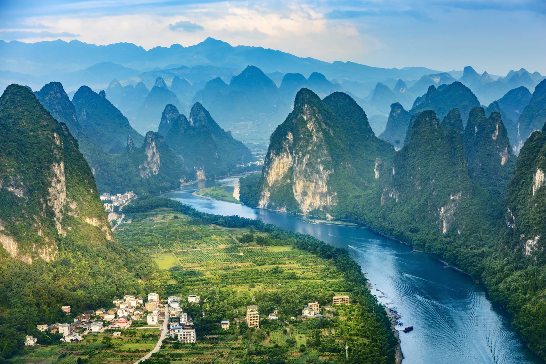 Guilin - Li River: Cruise Down One of Earth's Most Spectacular Wonders