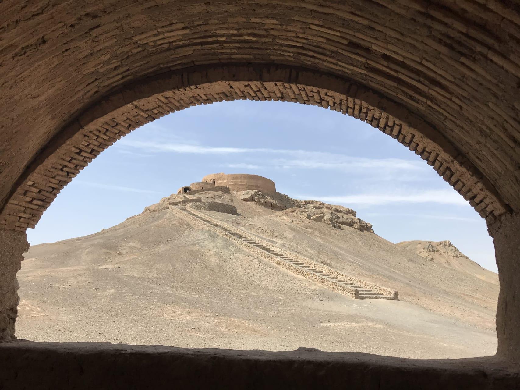 Yazd - Zoroastrians' Silent Towers