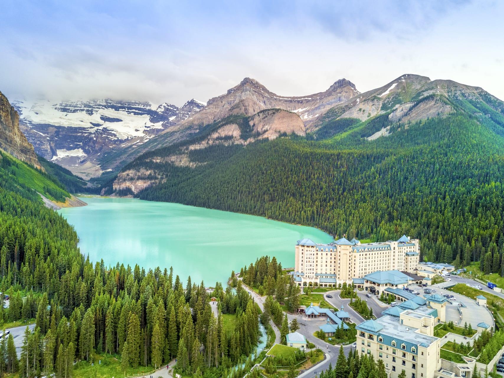 Banff - Lake Louise Ski Area