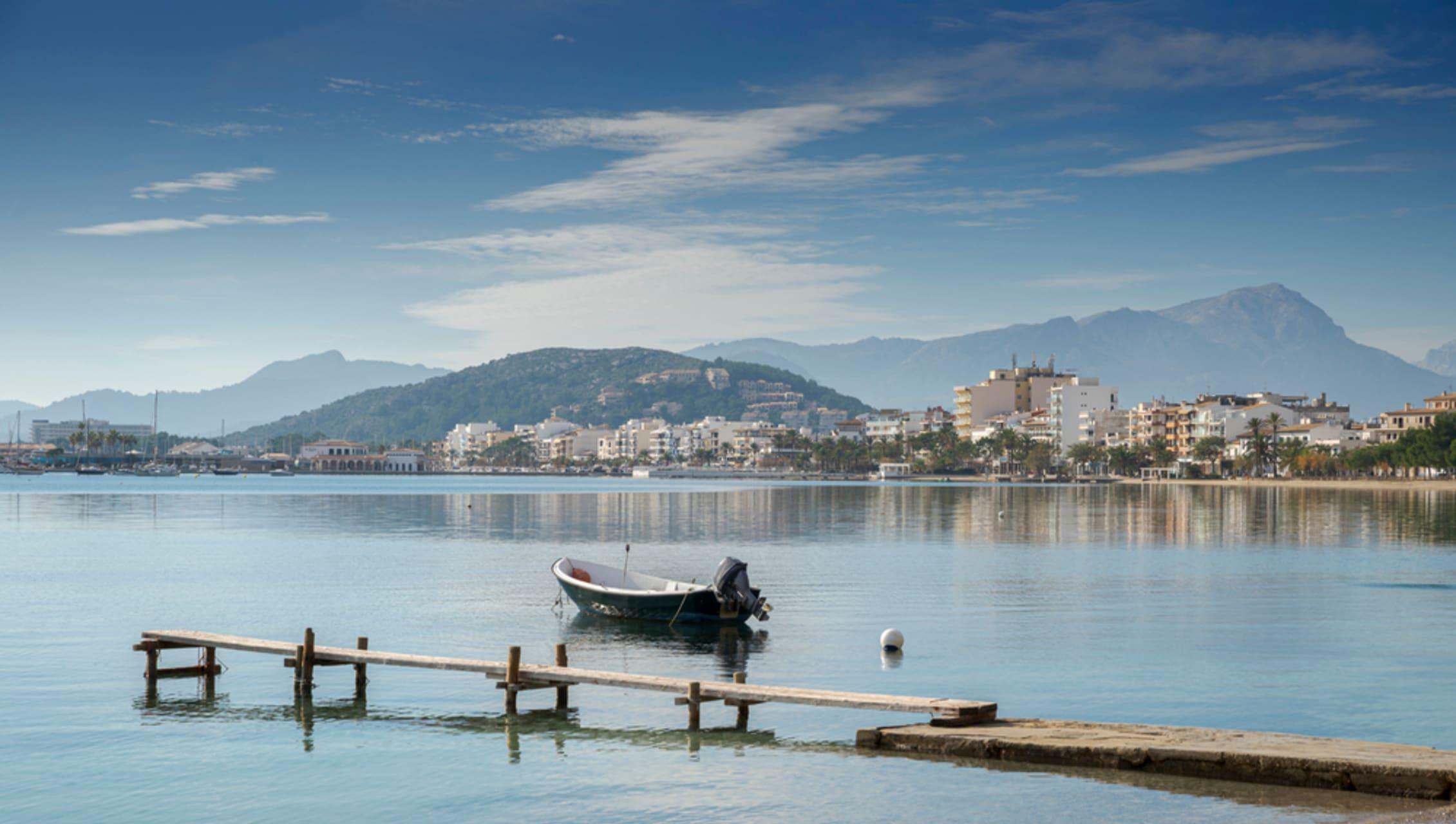 Mallorca - Port de Pollensa