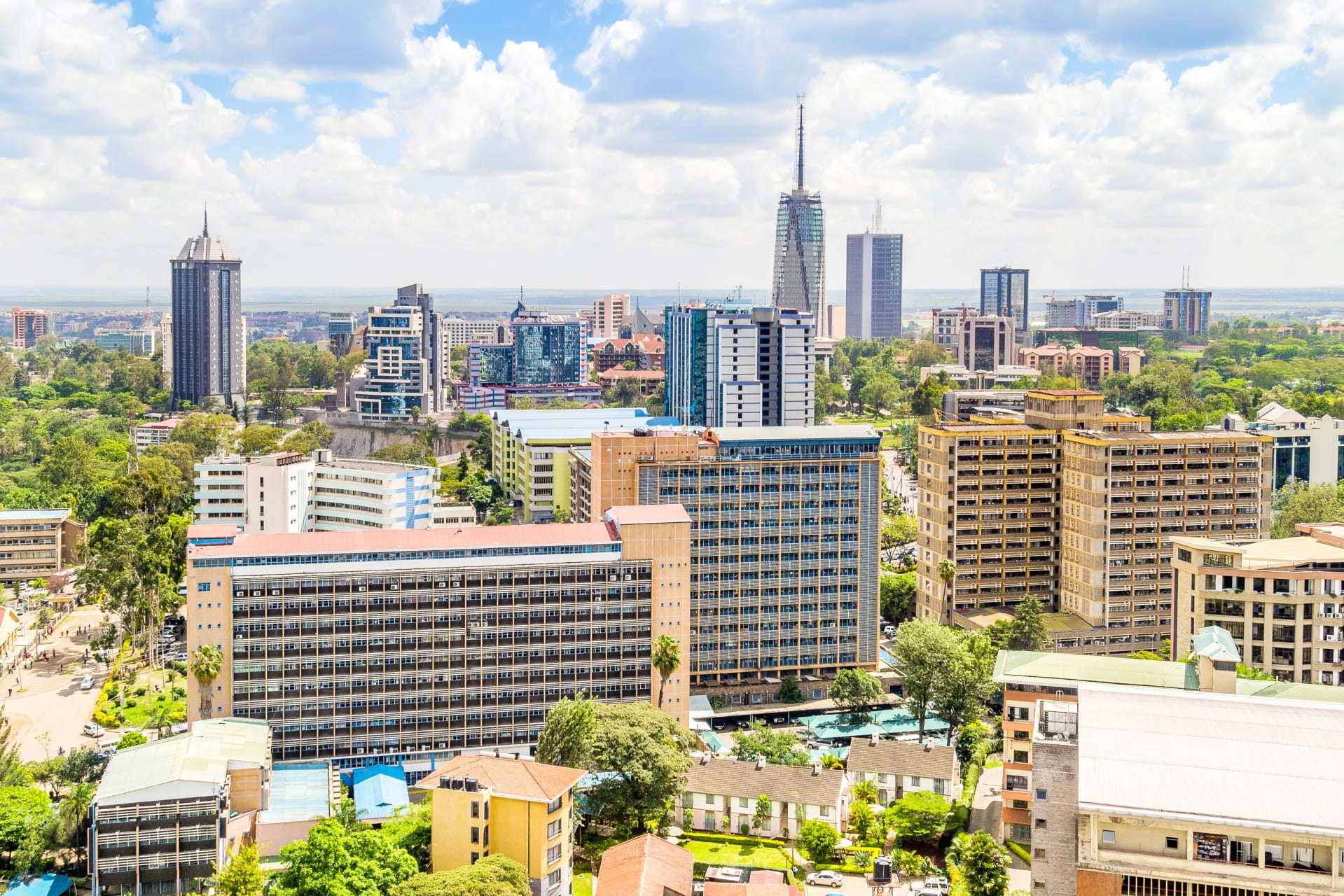 Nairobi - An Urban Safari in Downtown Nairobi