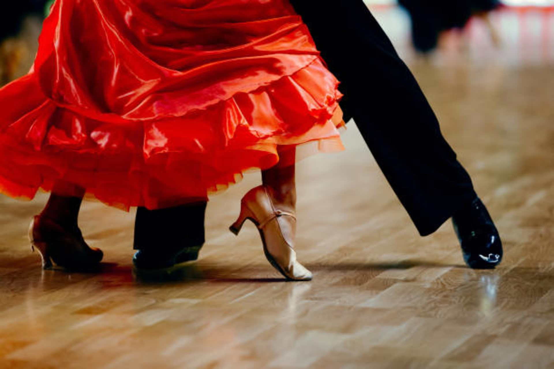 Korcula - An Evening of Latin American Dance Styles