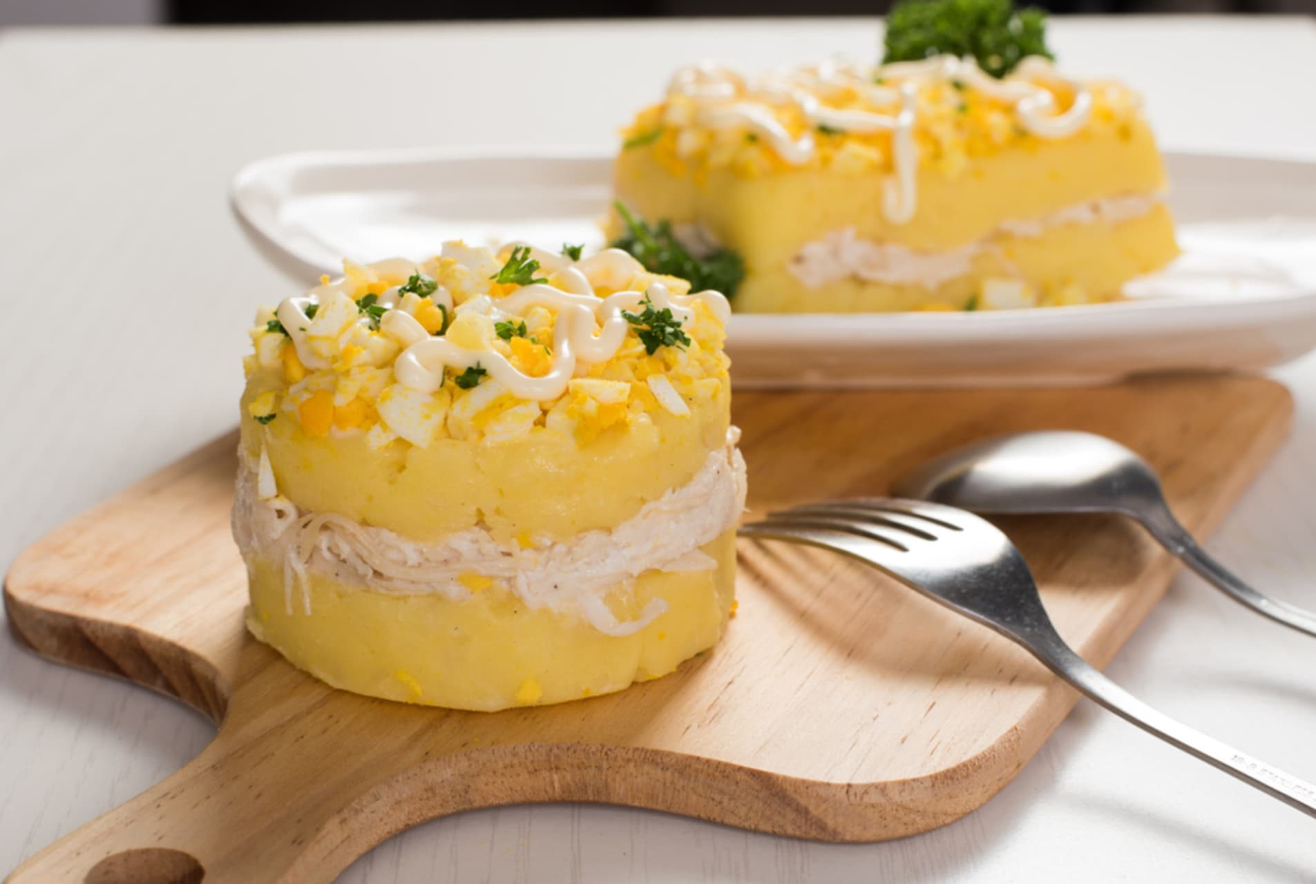 """Lima - Ocean goodies :  """"Sudado"""" and """"Causa of tuna""""  cooking class"""