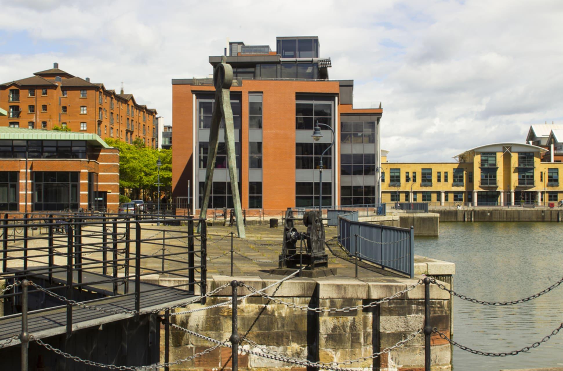 Belfast - Stories from Belfast's Sailortown & Clarendon Dock
