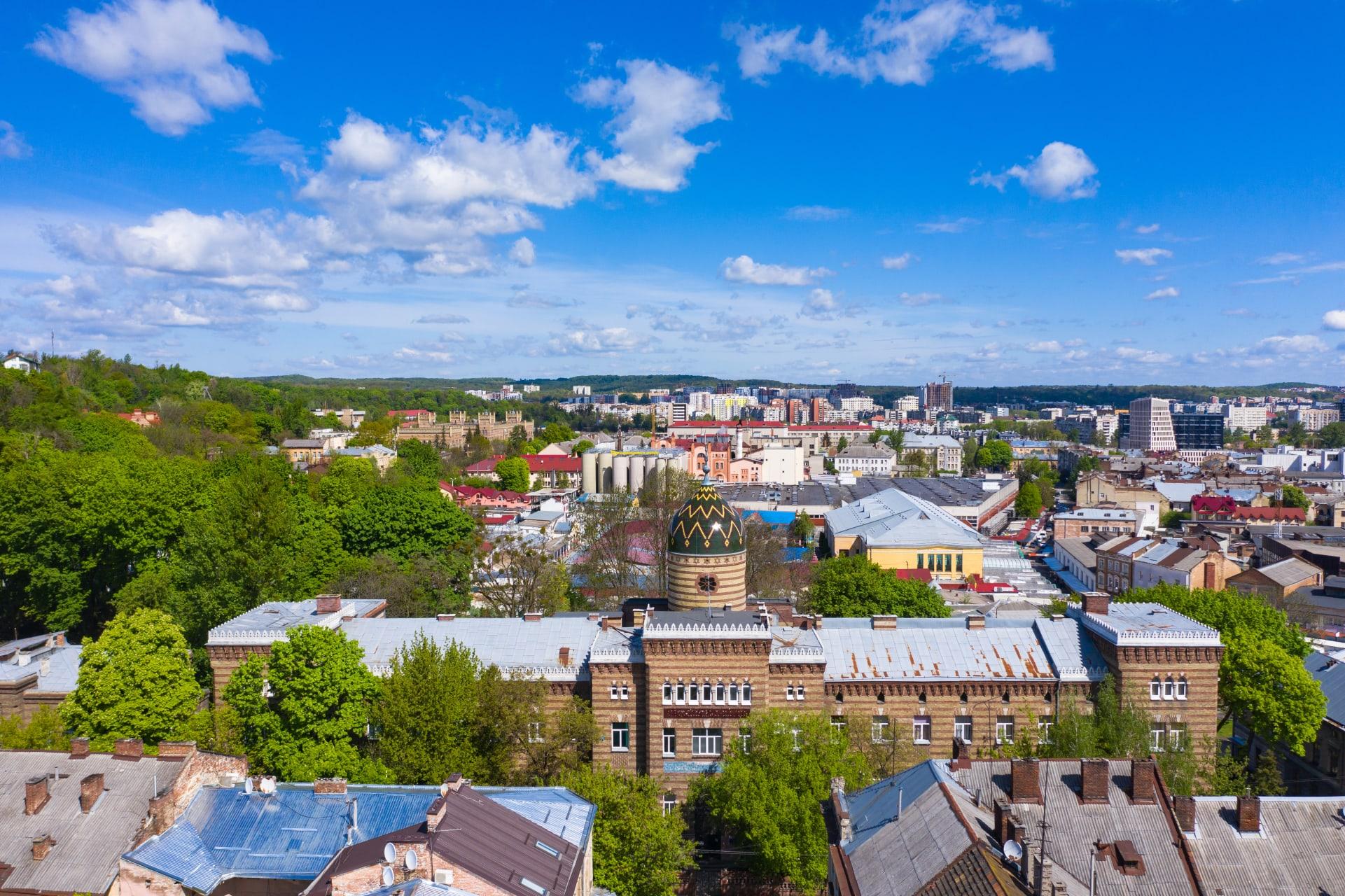 Lviv - Jewish History of Lviv