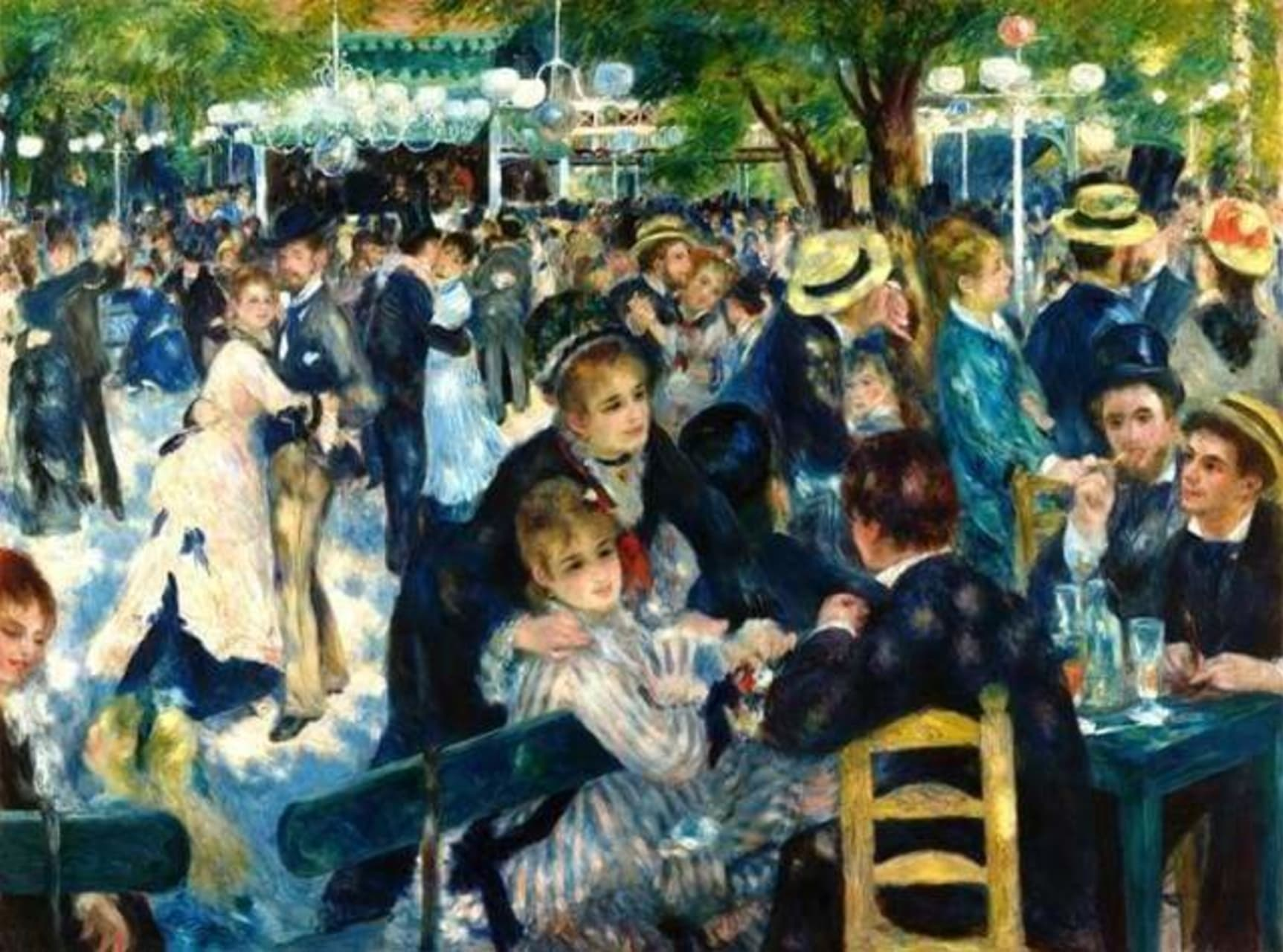 Paris - The Impressionists at the Orsay Museum