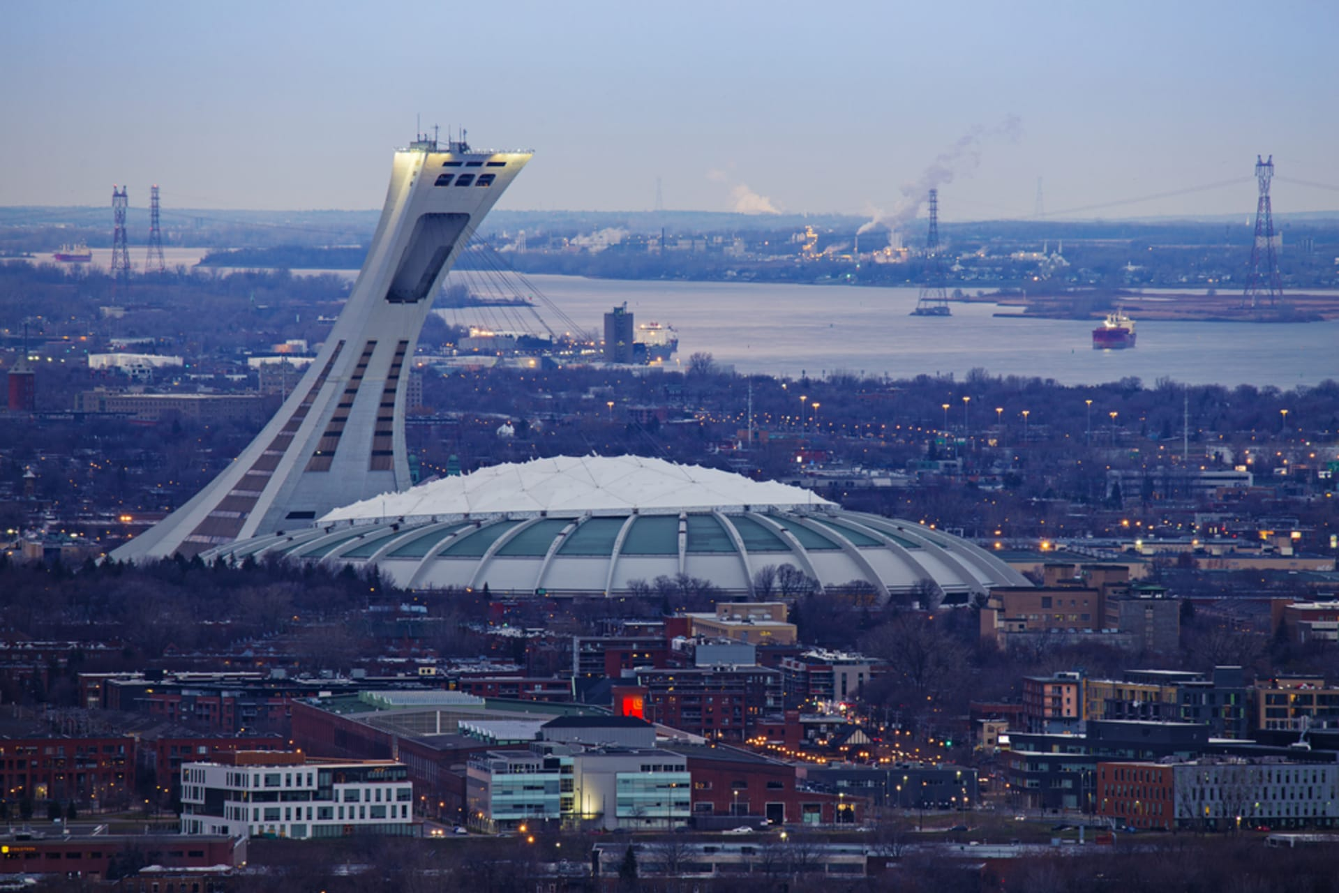 Montreal - Montreal: First Canadian Olympics host city