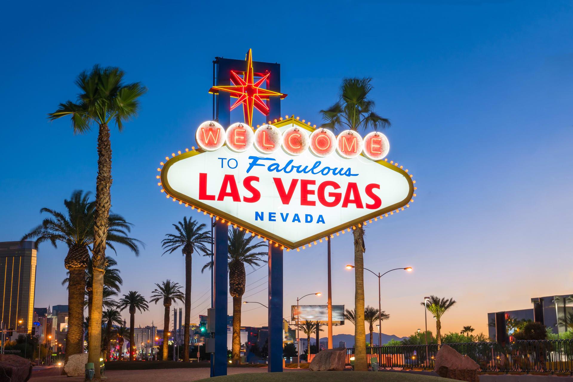 Las Vegas - Trending on the Las Vegas Strip