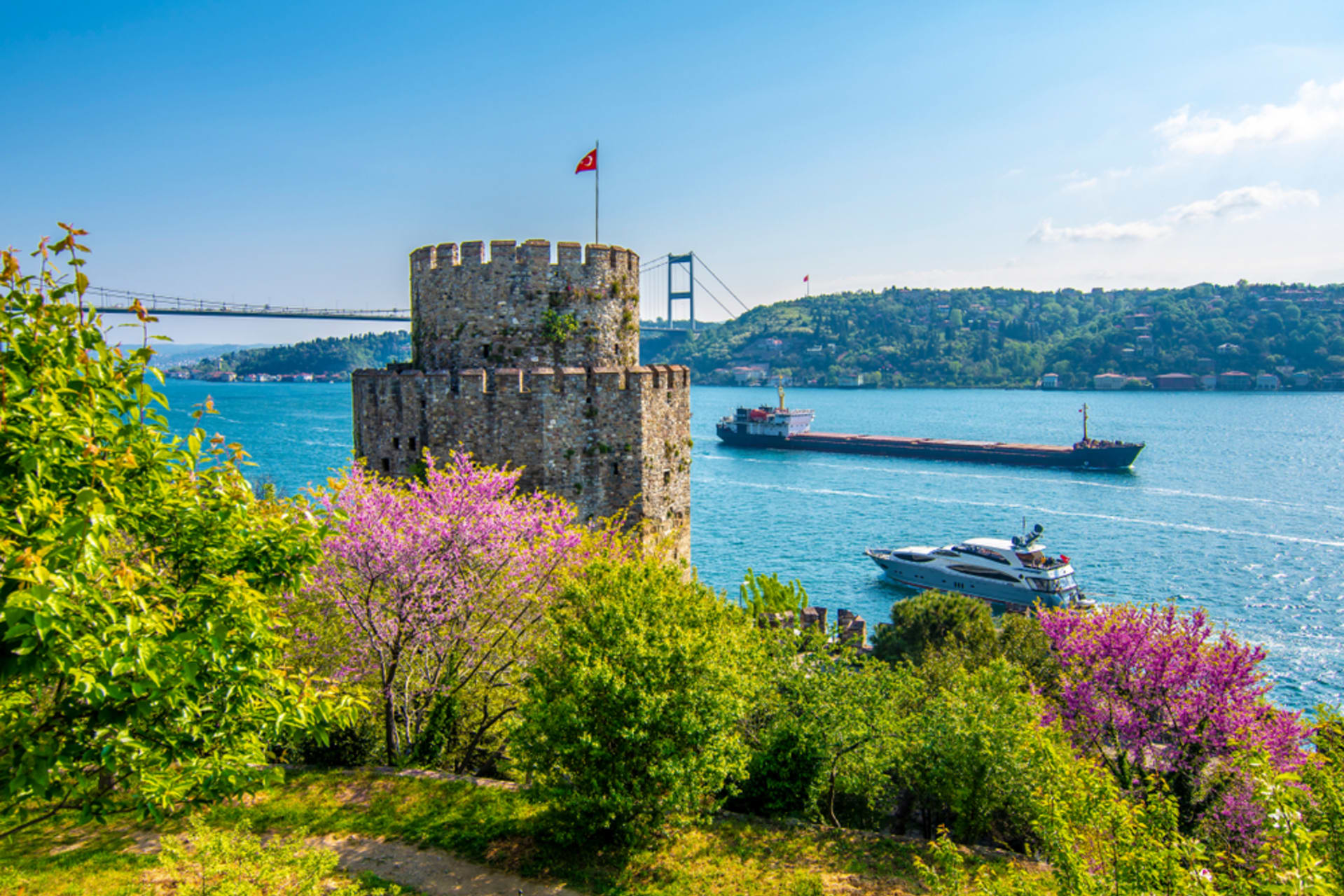 Istanbul - Rumeli Fortress- The Conquest of Constantinople