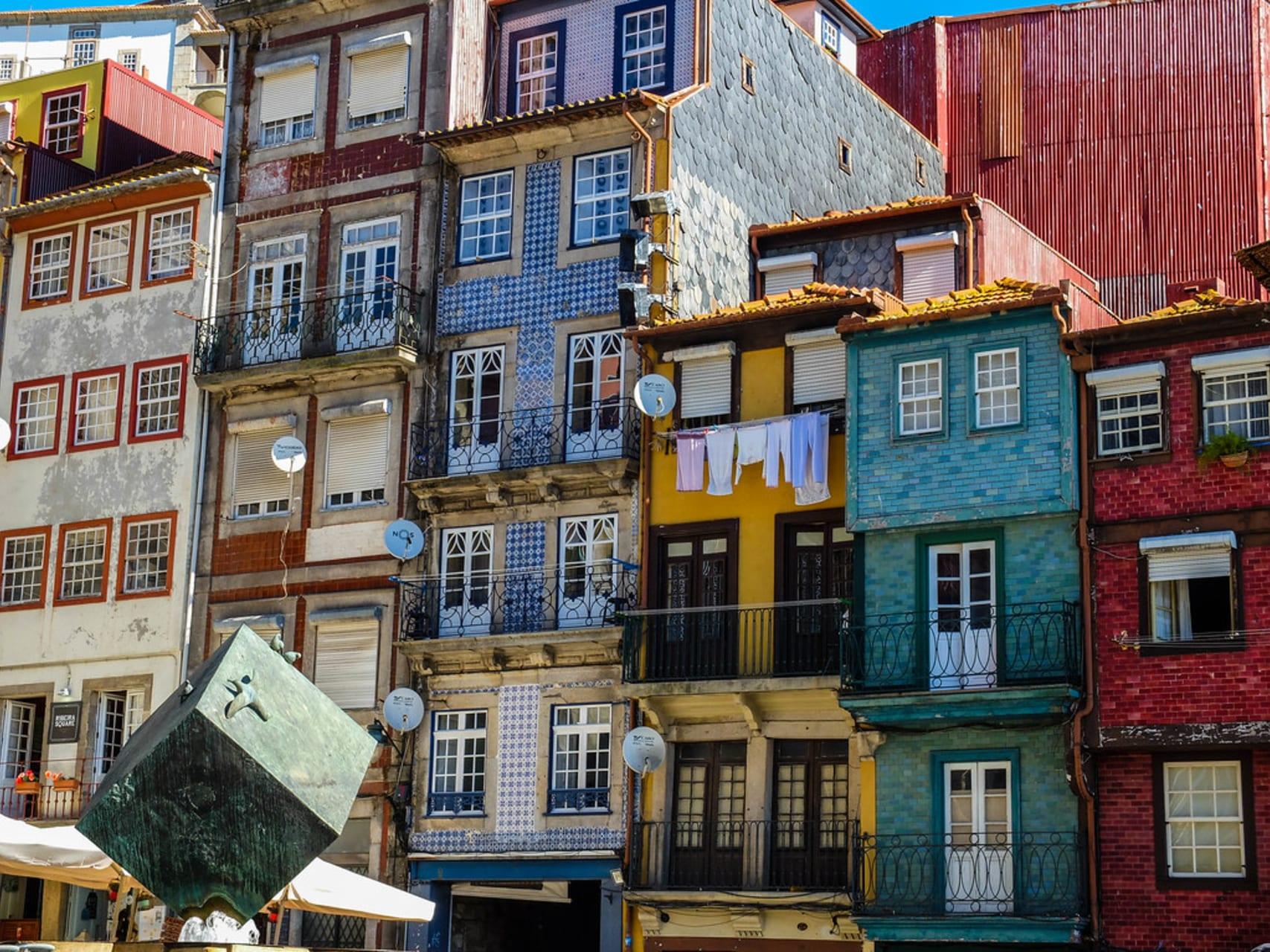 """Porto - """"Ribeira, the Watercolor of Porto"""""""