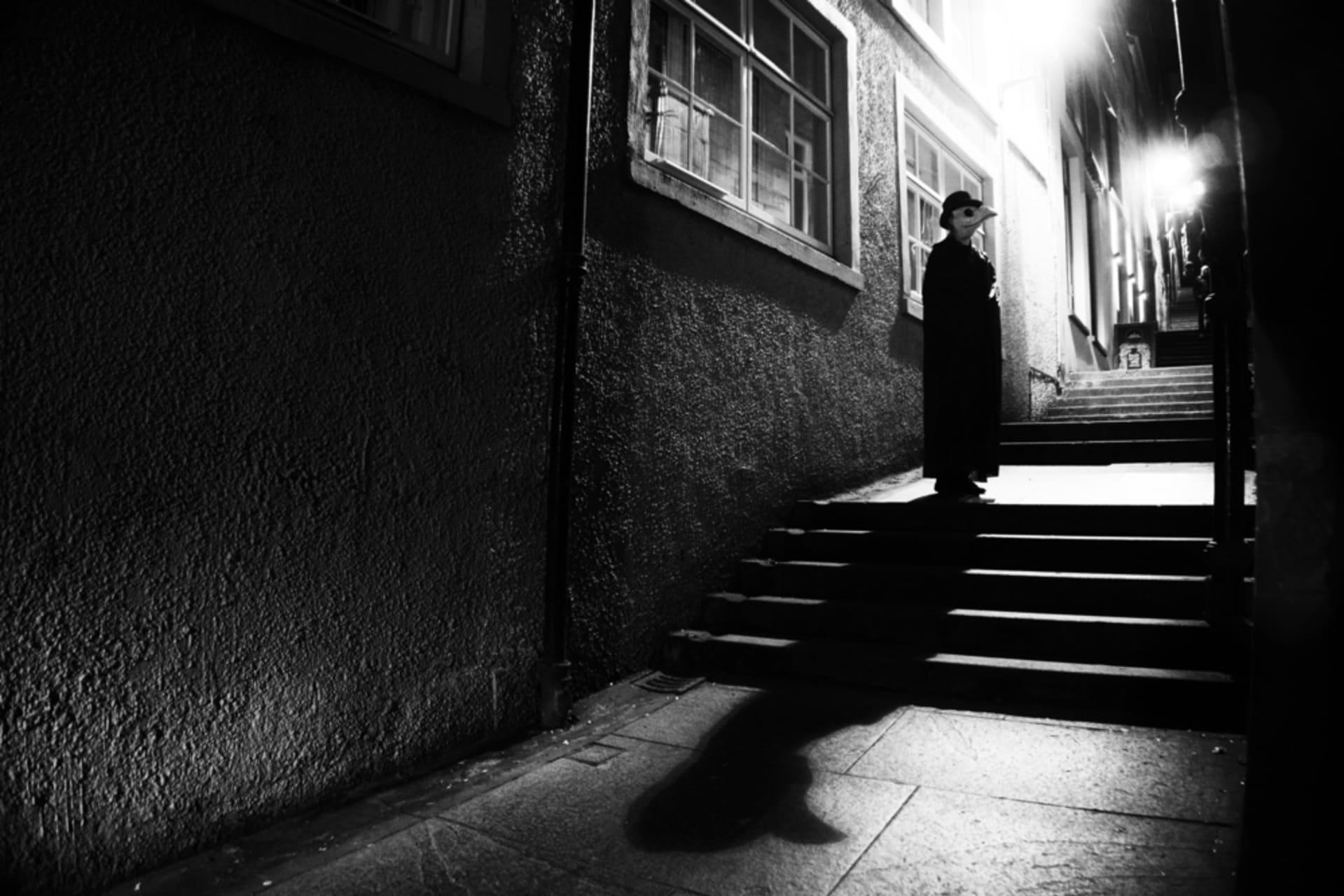 Edinburgh - Haunting Edinburgh, Tales from the darker Side - Part 1