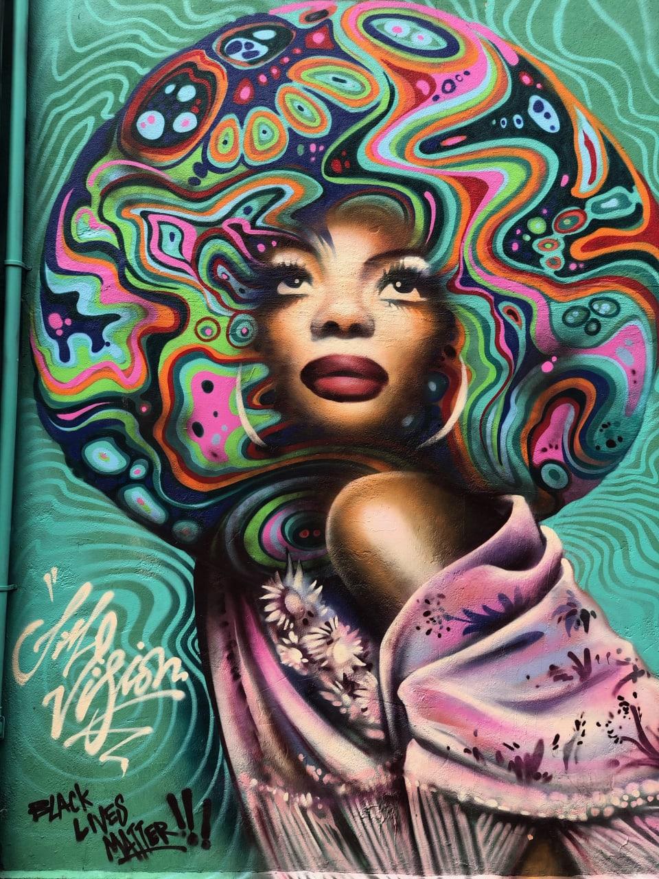 London - Shoreditch: The Mecca of London's Street Art