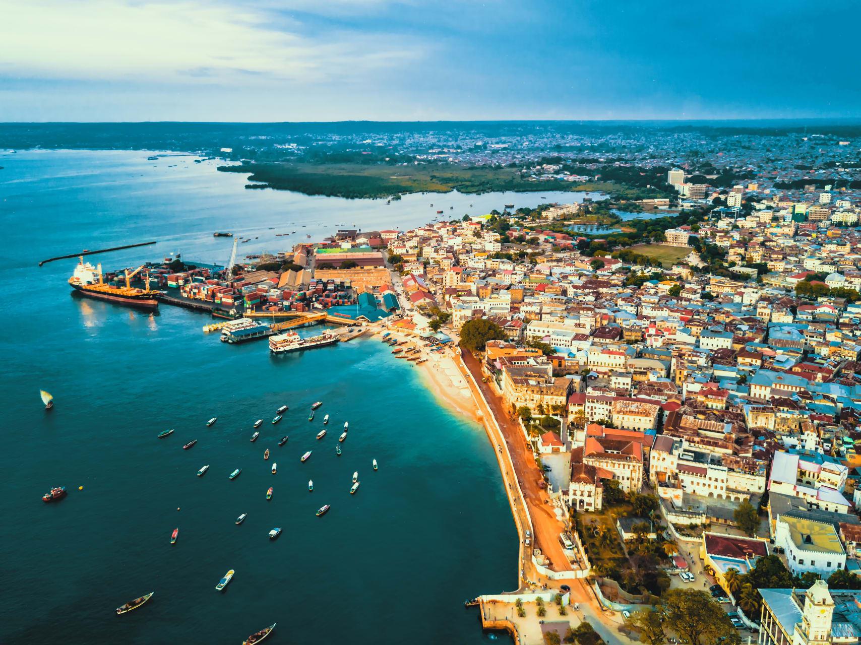 Zanzibar - Zanzibar Island
