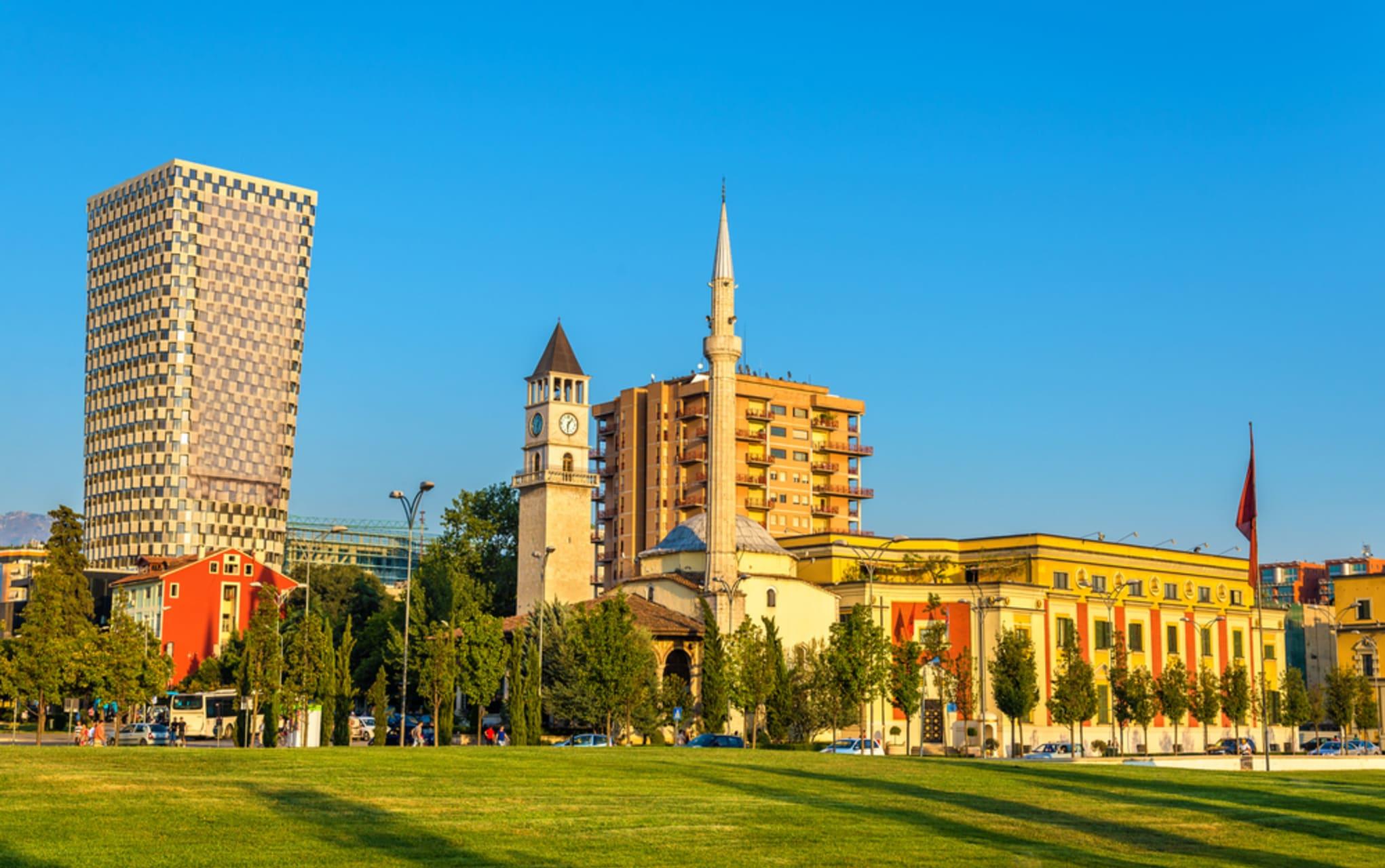 Tirana - Highlights of Tirana, City Tour