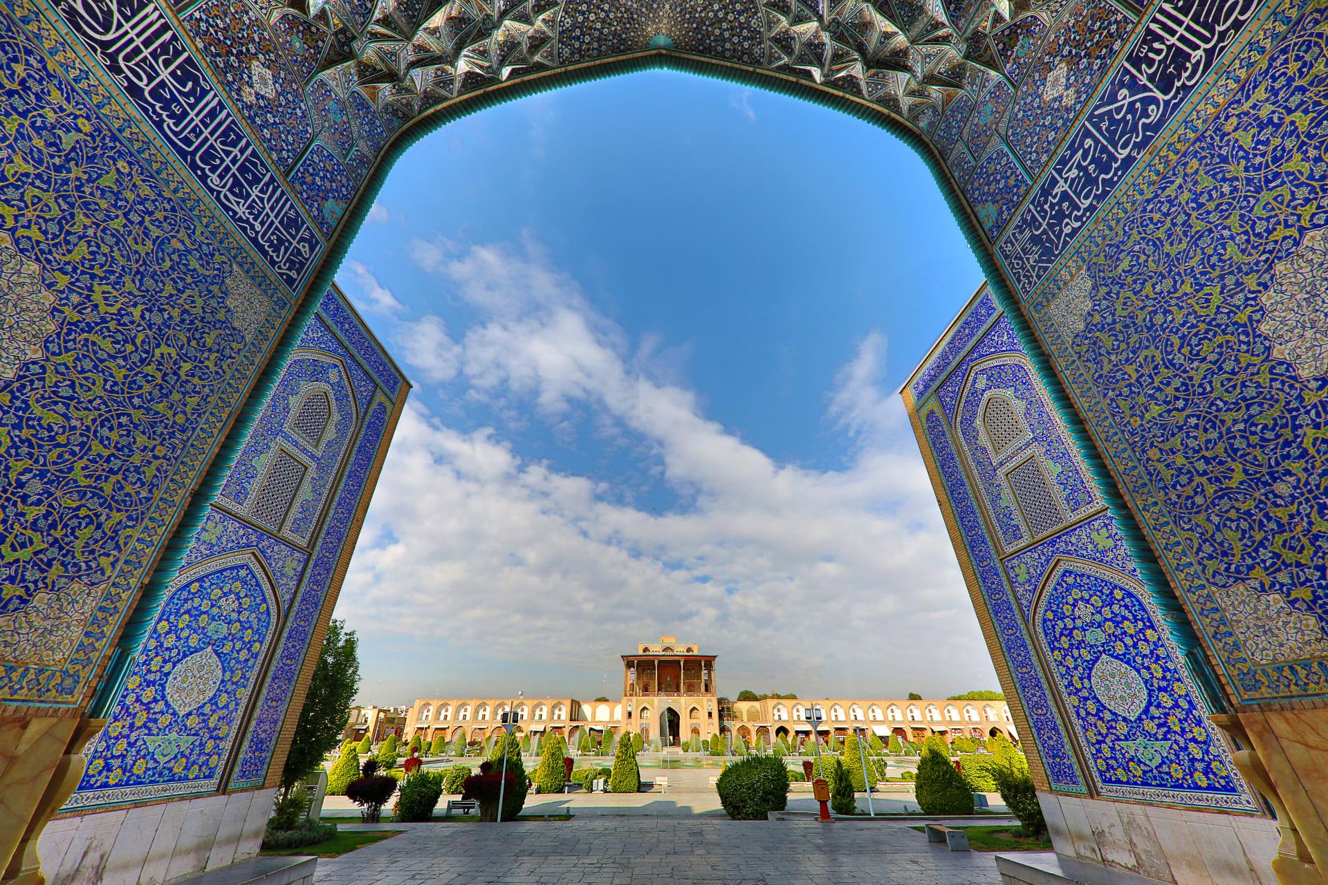 Ispahan - Isfahan Royal Square: UNESCO World Heritage  Site