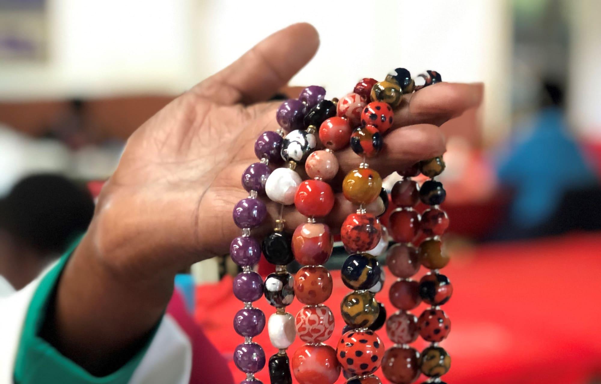 Nairobi - Creating Bead and Ceramic Beauty at Kazuri Workshop