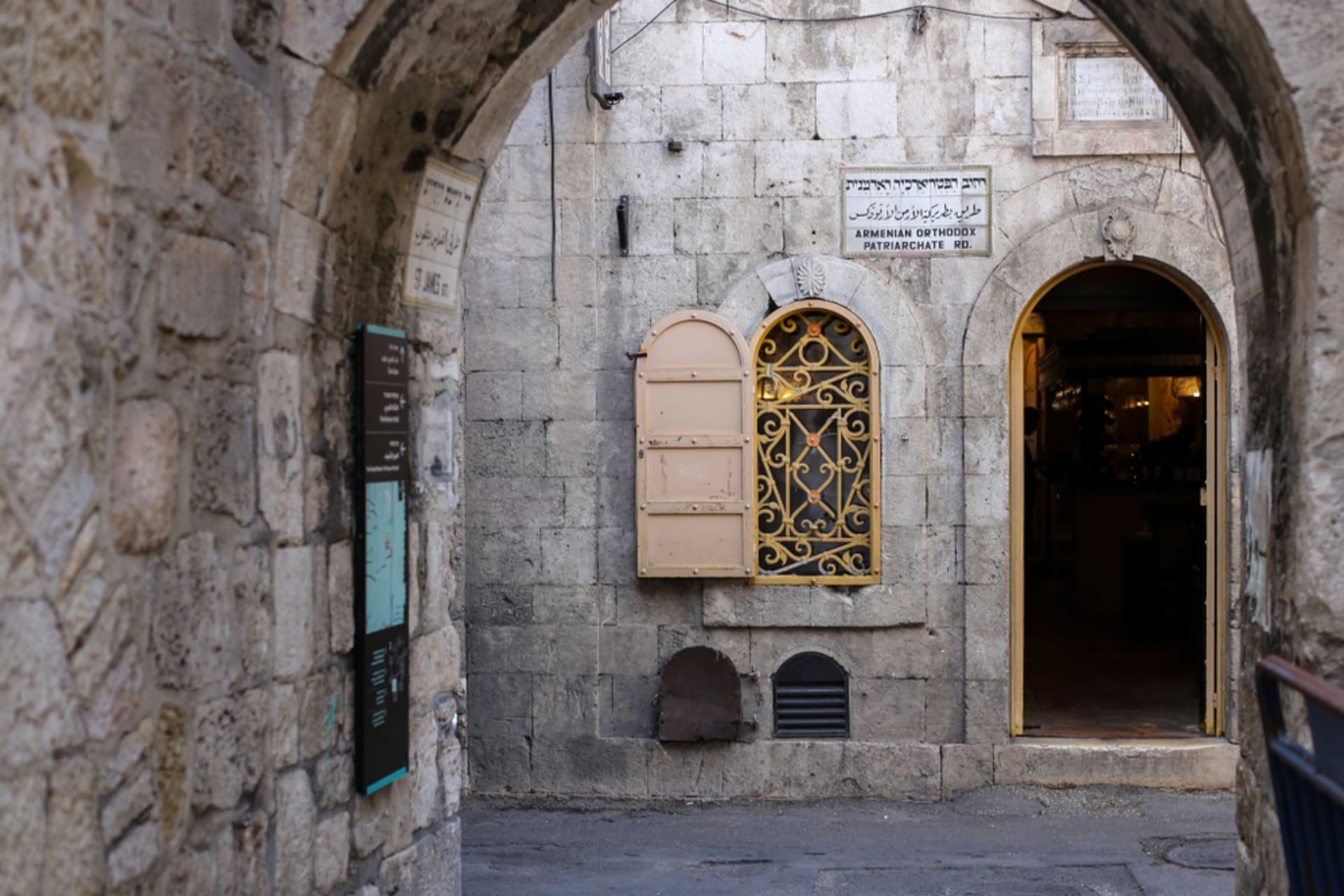 Jerusalem - From Jaffa Gate to the Western Wall through the Armenian and Jewish Quarters