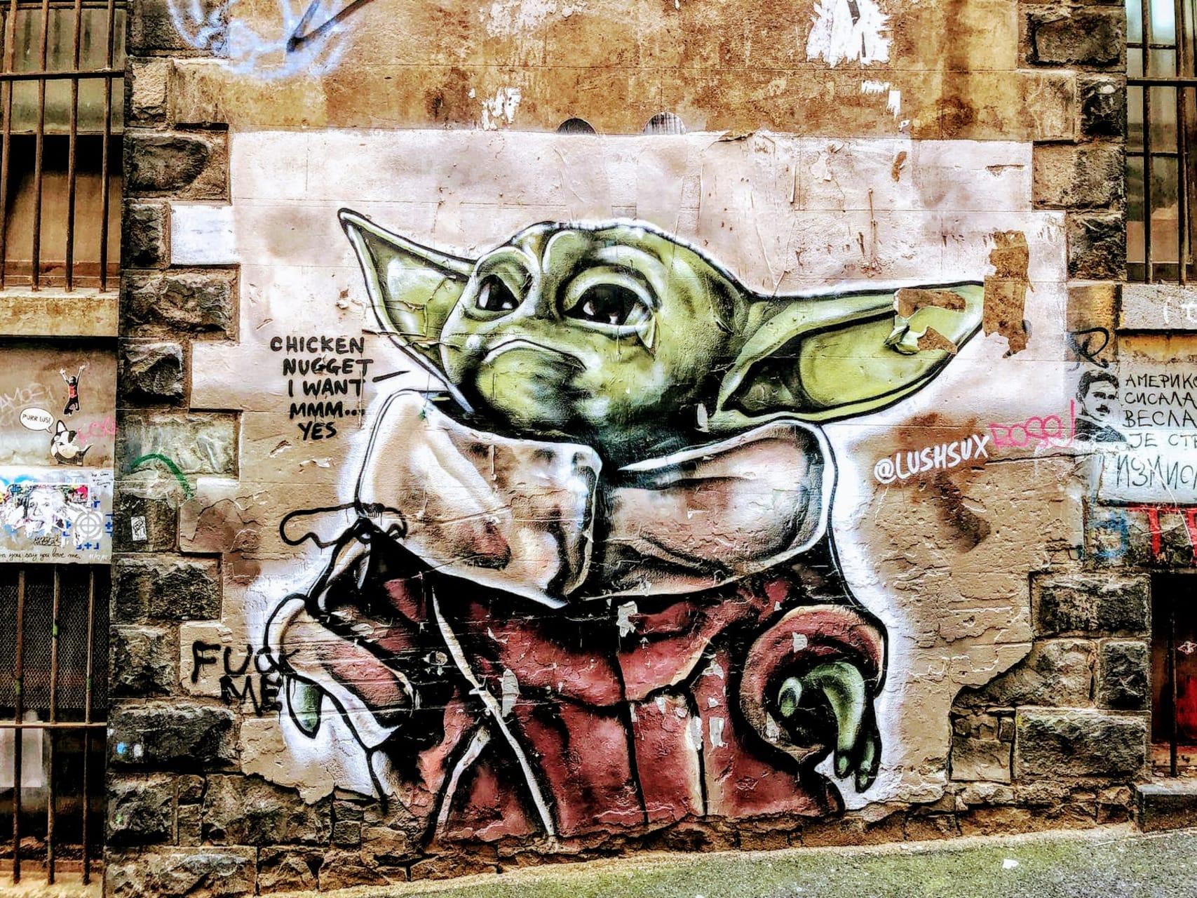 Melbourne - Graffiti and Street Art Culture