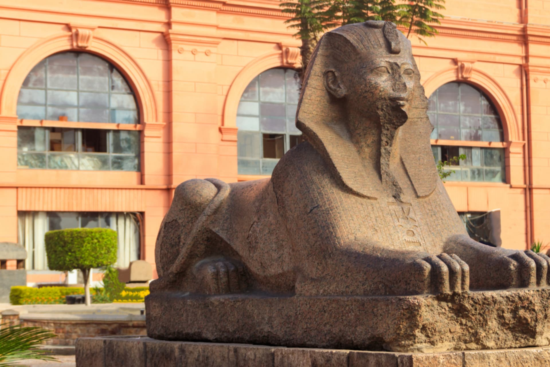 Cairo - Silent Tour of The National Museum Of Egyptian Civilization