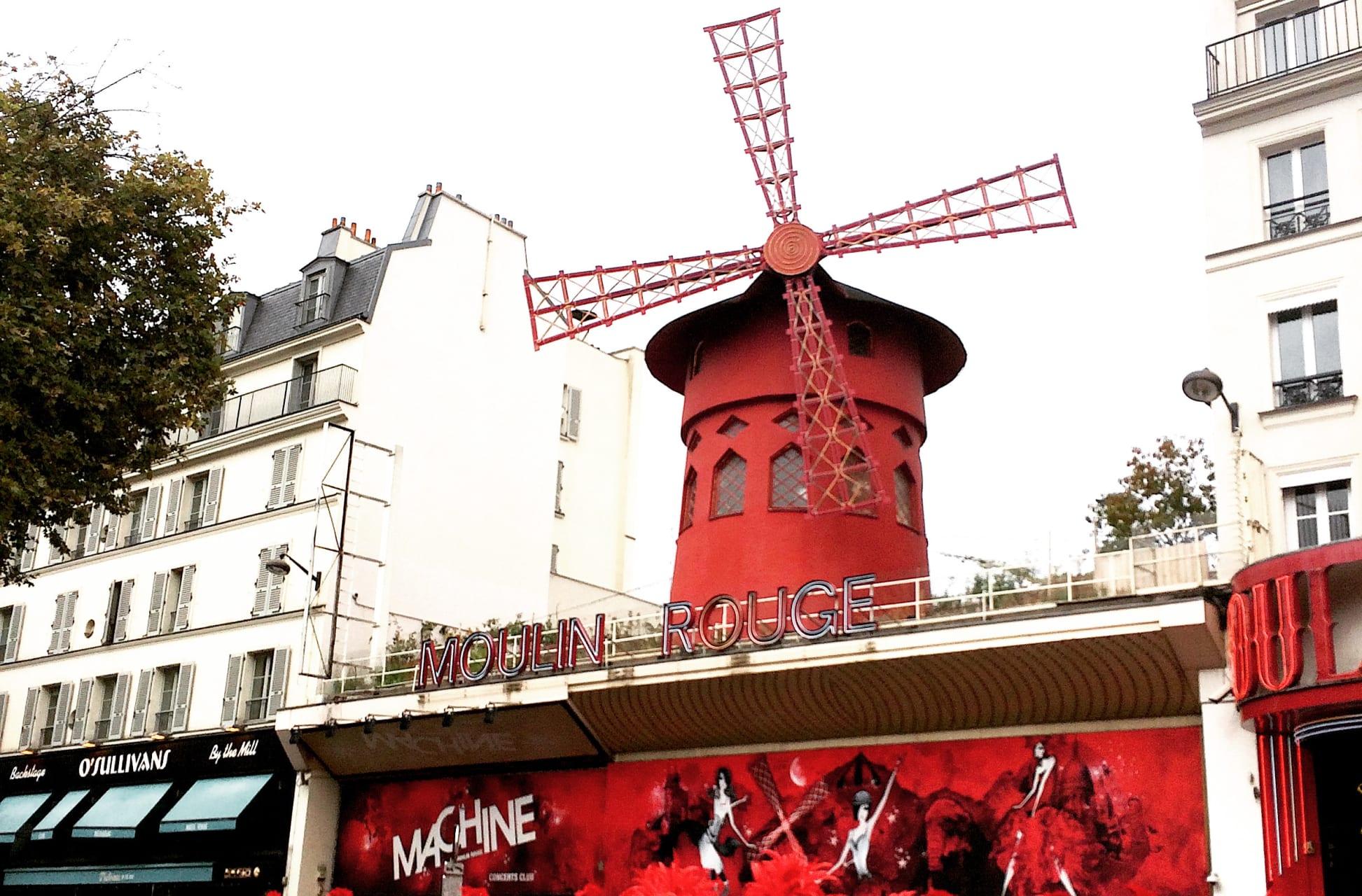 Paris - The Village of Montmartre