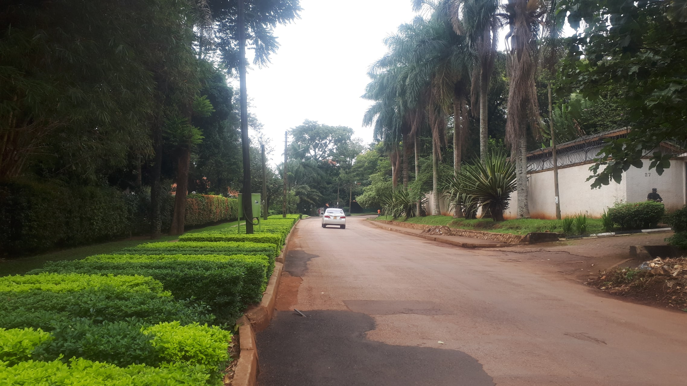 Kampala - Kololo- one of the prestigious places in Uganda!