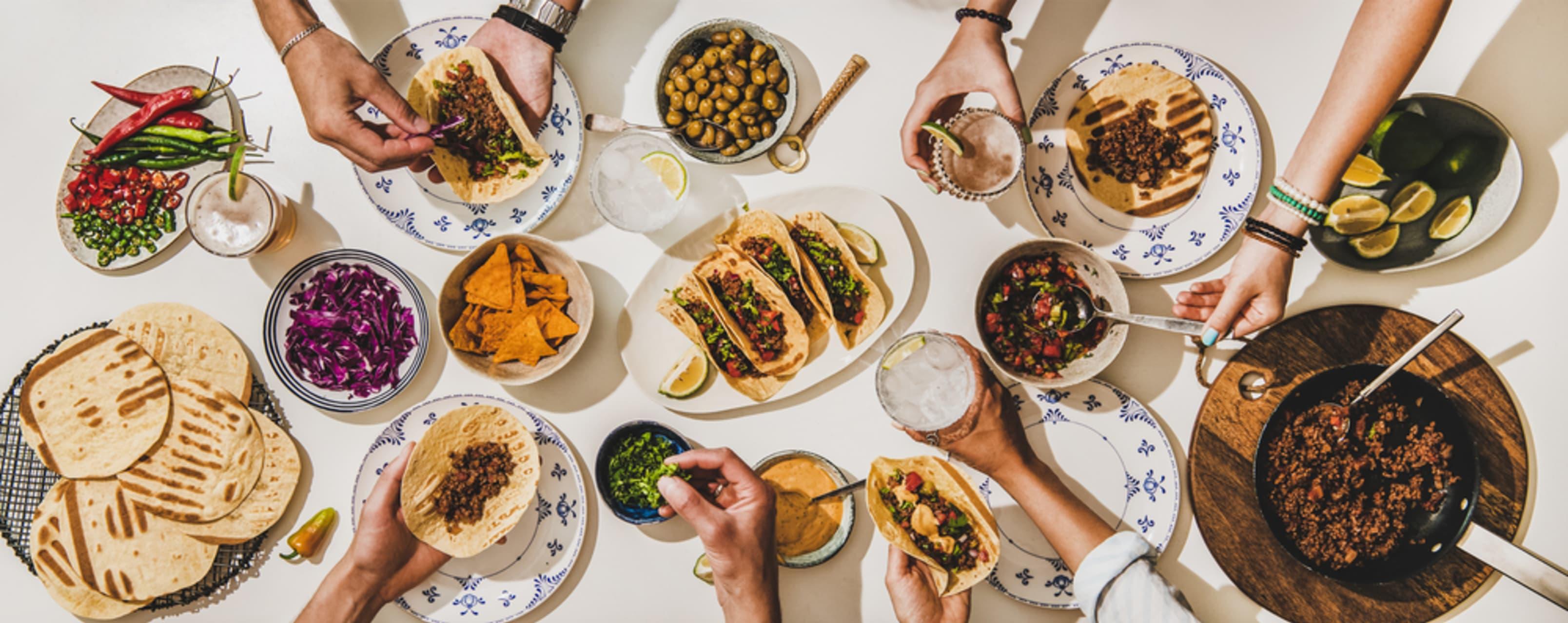 Puebla - Mexican Recipes