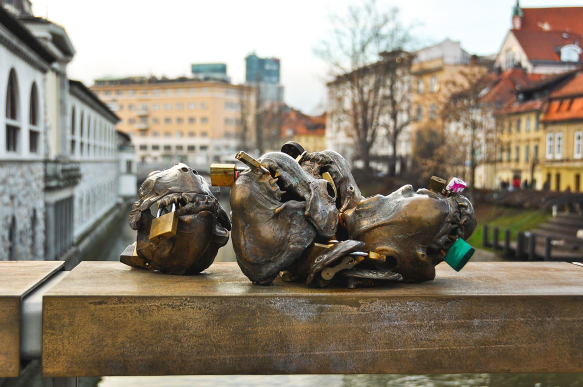 Ljubljana - The Stories and Contemporary Art of Ljubljana