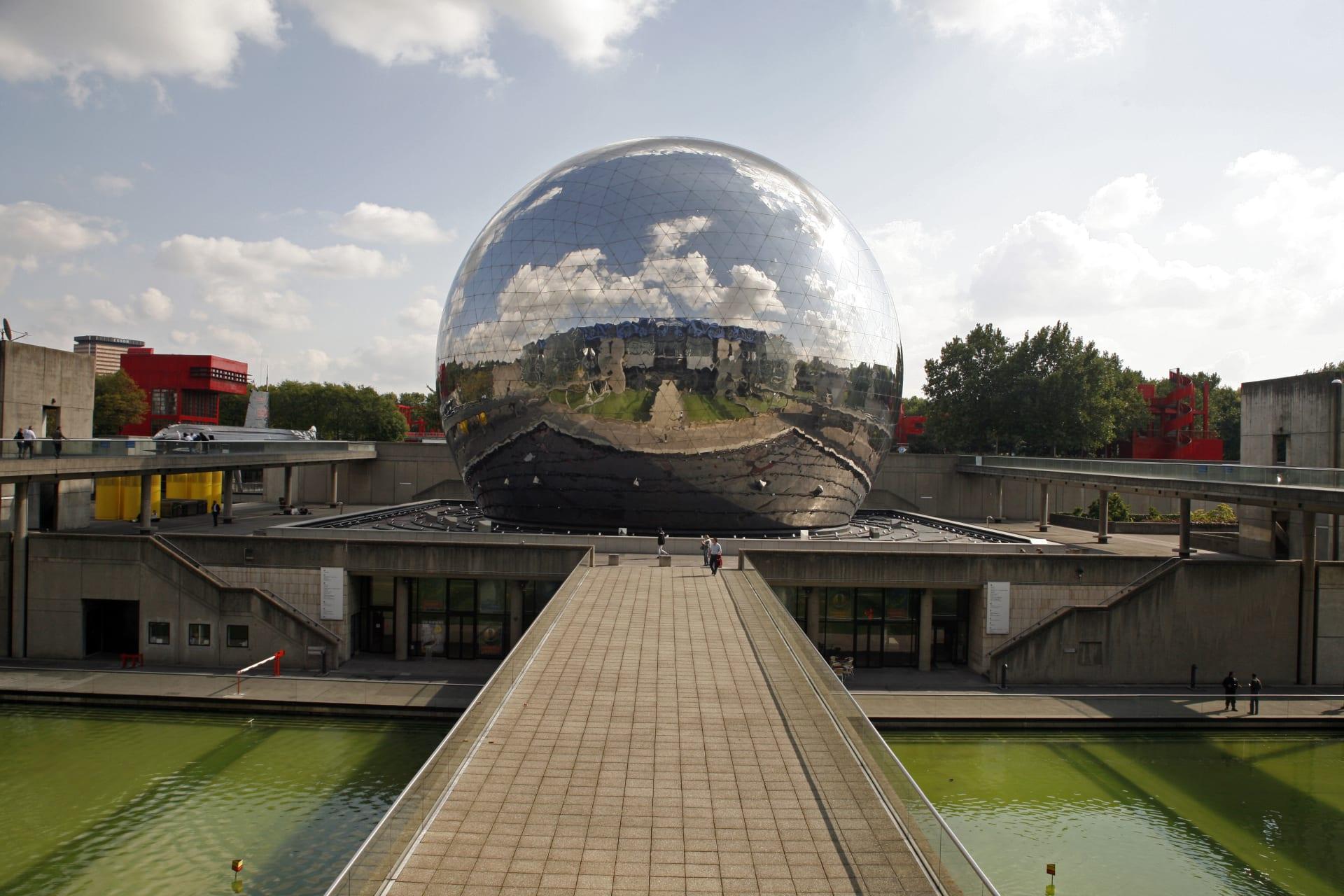 Paris - La Villette: A Parisian Cultural Park in an Urban Environment